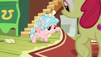 Cozy Glow gets caught hiding her mess S8E12