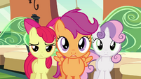 Cutie Mark Crusaders disappointed S03E11