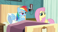 Dash upset at doctor S2E16