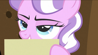 Diamond Tiara holding file S2E23