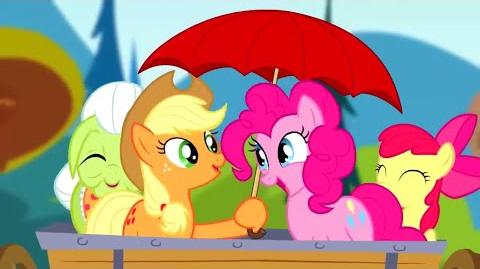 Finnish My Little Pony Apples To The Core - Reprise HD