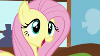 Fluttershy --I love Furry Friends Book Club!-- S5E23