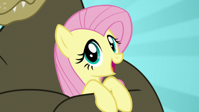 """File:Fluttershy sings """"the warm hug of a fuzzy bear"""" S7E2.png"""