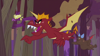 Garble pointing S2E21