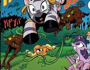 MLP IDW- Issue 27- Timberwolves