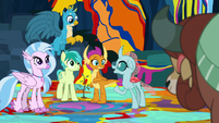 "Ocellus ""took care of the smashing"" S9E3"