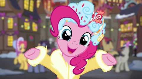 Pinkie's Present - Turkish