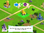 Placing Bon Bon's house MLP Game