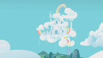 Rainbow Dash home S1E10