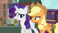 "Rarity ""you're right, Applejack"" S5E16"