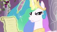 S03E02 Księżniczka Celestia mówi, że Twilight oblała test