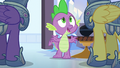 "Spike ""defeating a changeling would be brave"" S6E16.png"