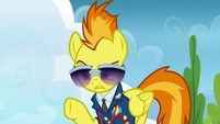 Spitfire --will you fly so much your wings fall off--- S6E24