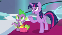 "Twilight ""one-thousand, one-hundred, eleventh"" S8E7"