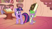 Twilight 'We found the Elements' S2E02