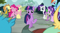 Twilight -you've already started learning- S8E2