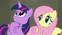 Twilight Sparkle --we should all do the same-- S6E9