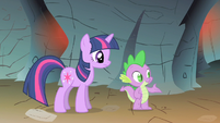 Twilight but Spike S1E19