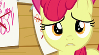 Apple Bloom --Of course, I'm allergic-- S6E4