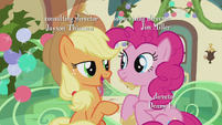 Applejack -this here's about togetherness- S5E20
