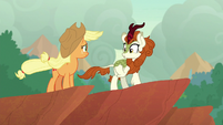Autumn Blaze -you think so, too-!- S8E23