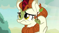 Autumn Blaze believes in Applejack S8E23