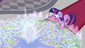 Crystal transforms into Crystal Empire map S3E01.png