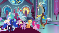 "Discord ""how can she not be ready?!"" S9E2"