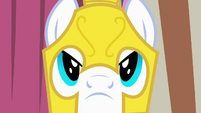 Expressionless royal guard S1E22