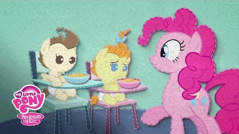 MLP Friendship is Magic - 'Foal Sitting 101' Ep
