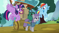 "Maud Pie ""her life had no meaning"" S8E18"