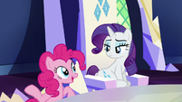 "Pinkie Pie ""No glowing tushies"" S5E22"