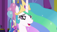 "Princess Celestia ""I can only imagine"" S7E1"