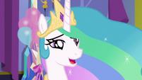 "Princess Celestia ""I can only imagine"" S7E1"