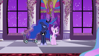 Princess Luna feeling unappreciated S7E10