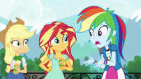 "Rainbow Dash ""we're running out of time!"" EGS1"