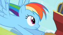 Rainbow Dash oh well S2E8