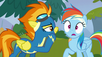 Rainbow shocked by Spitfire's nickname S6E7