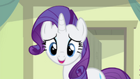 "Rarity ""I beg your pardon"" S4E19"