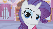 Rarity close up S1E14