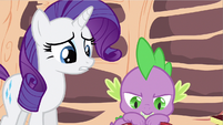 Rarity don't want S2E21