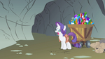Rarity wanted whining S1E19