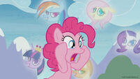 Season 8 promo image - Pinkie Pie freaking out