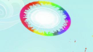 Sonic rainboom S2E26
