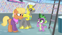 Spike -I'm... not sure- S4E24