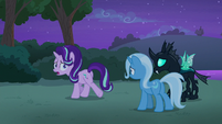 Starlight Glimmer --there has to be somepony else-- S6E25