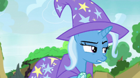 "Trixie ""are you sure that last thing is real?"" S7E17"