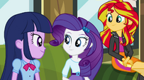 Twilight's friends have a plan EG2