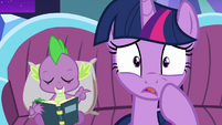 "Twilight ""Oh, I feel terrible!"" S5E12"