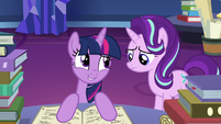 "Twilight Sparkle ""we'll lose the Elements"" S7E26"